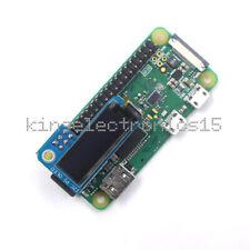 1PCS  I2C 0.91inch Blue OLED Display Screen 128x32 SSD1306 for RPI Raspberry Pi