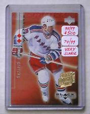 1998/99 Wayne Gretzky UD Black Diamond YOTGO 25/99 (1 of 45)