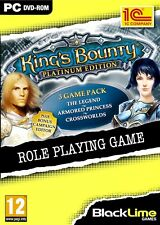 KINGS BOUNTY PLATINUM ED. (3 GAME PACK)