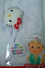 Sanrio Hello Kitty Fabric Shower Cap
