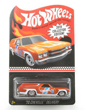 HotWheels 2019 Collector Editon '70 Chevelle Delivery *MOC*