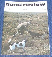 GUNS REVIEW MAGAZINE AUGUST 1974 - THE WAR WINNING FACTOR