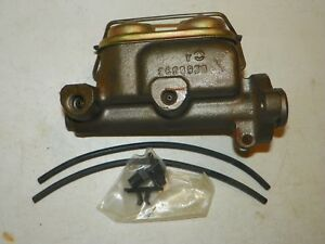 1976-1982  Chevrolet/Pontiac Chevette/T1000 Re-man   Brake Master Cylinder