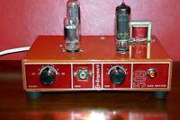VINTAGE 1965 GREYMARK 509 TUBE AUDIO AMPLIFIER