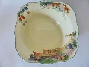 Vintage J & G Meakin SOL Serving Bowl, Vintage China, 1940s Decor, Shabby Chic