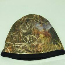 Animals Dogs Hunting Sublimated Knit Beanie Cuffless Toque Hat Outdoor Sports
