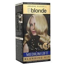 Women's Medium Blonde Permanent Hair Colourants