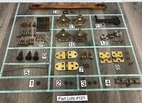 Singer Sphinx Treadle Sewing Machine Base Stand Table Hardware Repair Part Lots