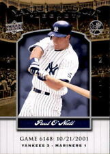 2008 Upper Deck Yankee Stadium Legacy Collection #6148 Paul O'Neill (REF 18926)