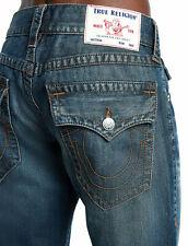 True Religion Men's Billy Bootcut Jeans in Catching Flight
