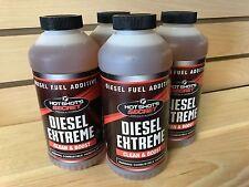 Hot Shot's Secret Diesel Extreme, Clean & Boost Fuel Additive, 4 - 16oz Bottles