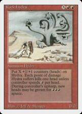 Rock Hydra Revised HEAVILY PLD Red Rare Reserved List MAGIC THE CARD ABUGames