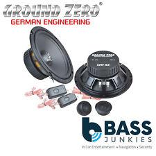 "Ground Zero GZIC 16X - 16.5 cm 6.5"" 150 Watts 2 Way Component Car Speakers"