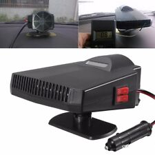 Portable 12V 200W Car Auto Heating Heater Fan Defroster Demister Warmer Safety