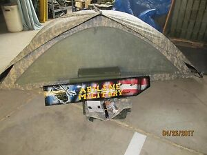 NEW Military Tent ACU Improved Combat Shelter One Man Tent  8340-01-521-6438