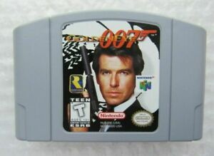 GoldenEye 007 Nintendo 64  Game - N64 - Great condition - Cartridge only no box