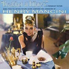 Mancini- HenryBreakfast At Tiffany's OST +1 Bonus Track! (New Vinyl)
