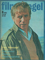 Filmspiegel 8/1980 Yves Montand Dieter Montag (FS532)