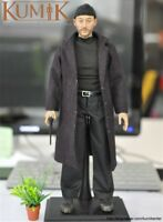 1/6th Scale KUMIK KMF038 Male Action Figure Jean Reno Model Toy Gift