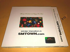 SMTOWN Winter Vacation In SM Town CD k-pop BoA Shinhwa SES Fly to Sky HOT 유영진