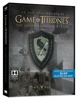 Game of Thrones - Season 4 (Limited Edition Steelbook) [Blu-ray]  NEW