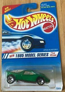 Hot Wheels Speed Blaster - 1995 Model Series - New In Box