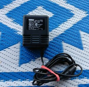 Official OEM SEGA Game Gear AC ADAPTER Plug Power Supply Cord MK-2103 Charger