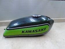 Kawasaki 500 TRIPLE H1 Used Gas Fuel Tank 1973 #MS