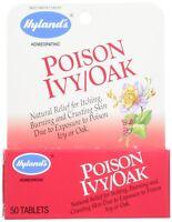 Hylands Poison Ivy/Oak - 50 tab