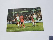 Eikon König Fussball Bundesliga 1967/68 Sammelbild Nr. 57 ungeklebt