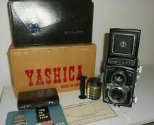 Yashica 635 Medium Format Film Camera 6x6 120 & 35mm