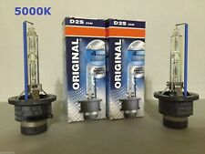 2PCS NEW D2S 66240 66040 5000K OEM HID XENON LIGHT BULBS SET FOR OSRAM
