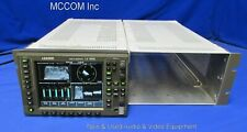 Leader LV-5800 Multi Monitor HD Waveform vectorscope w/ rackmount