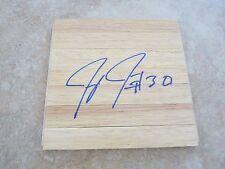 Joseph Jones Texas A&M Signed Autographed Basketball Floor PSA Guaranteed #2
