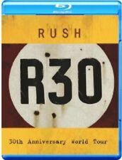 Rush - Rush R30 / 30th Anniversary World Tour [New Blu-ray] UK - Import