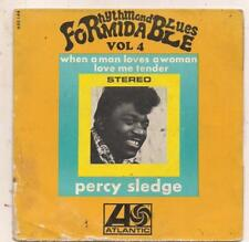 FRENCH  45 T PERCY SLEDGE WHEN A MEN LOVES A WOMAN / LOVE ME TENDER (PRESLEY)