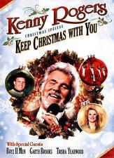 KENNY ROGERS CHRISTMAS SPECIAL: BRAND NEW DVD - GARTH BROOKS - BOYZ II MEN