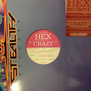 """Hex - Crazy 12"""" Vinyl Schallplatte 193502"""