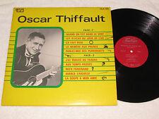OSCAR THIFFAULT Les R'Licas Du Jour De L'An LP Trans-Canada Quebec French Album