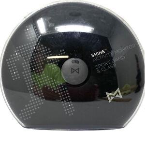 2012 Misfit Wearables Shine Activity Monitor + Sport Band & Clasp Model SHOAZ