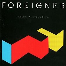 """Foreigner Agent Provocateur (I Want To Know What Love Is) 80`s Atlantic 12"""""""