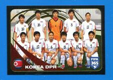 FIFA 365 2016-17 Panini 2017 Figurina-Sticker n. 294 - KOREA DPR WOMENS -New