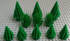 LEGO PLANTS Prickly Bush trees Green forest new
