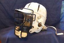 Vintage, Men'S Bacharach'S Game Used Lacrosse Helmet