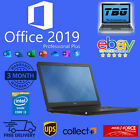 Dell Vostro 3558 Windows 10 Pro Microsoft Office 19 I3 4gb Ram 128gb Ssd Laptop