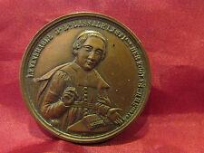 ancien medaille bronze pensionnat frères écoles chrétiennes lyon lassale merite