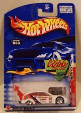 2002 Hot Wheels #63 Ford Focus Tuners Series Yokohama Big Wing!!