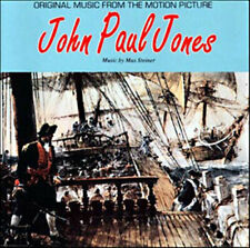JOHN PAUL JONES/LAST COMMAND +1 Max Steiner CD