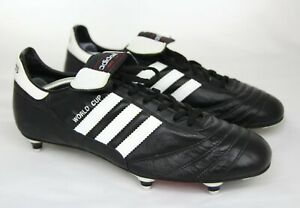 Adidas WORLD CUP FOOTBALL SHOES mens UK 12  MADE IN GERMANY EU Size 47 1/3