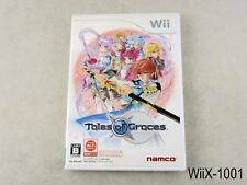Tales of Graces Nintendo Wii Japanese Import NTSC-J Japan US Seller B